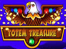 Бесплатно на кредиты Сокровище Тотема в онлайн-казино