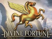 Спины в азартной игре Божественная Фортуна бесплатно